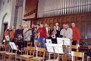 Posaunenchor evangelisch