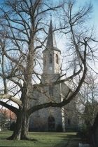 Kirche in Dreißigacker
