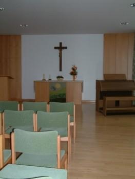 Krankenhauskapelle in Meiningen