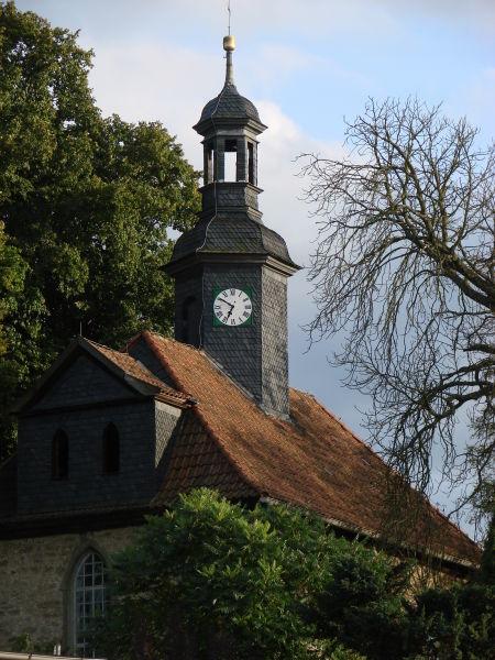 Kirche in Welkershausen