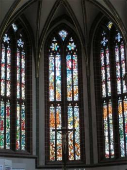 Kirchenfenster Stadtkirche Meiningen