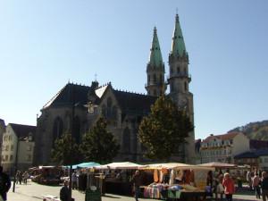 Stadtkirche Markt