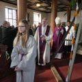 Festlicher Einzug in St. Ägidius