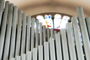 Stadtkirche Meiningen Orgel