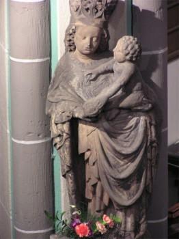 Steinerne Madonna