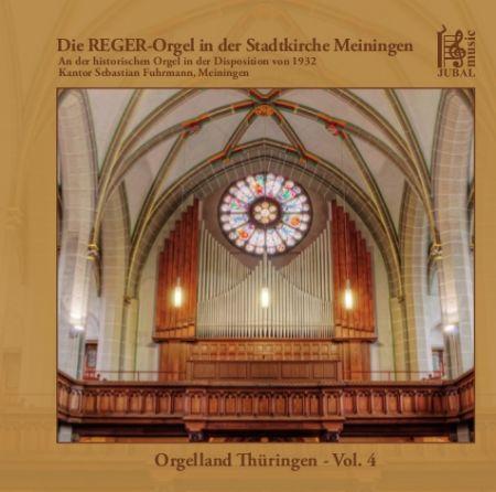 CD Reger-Orgel