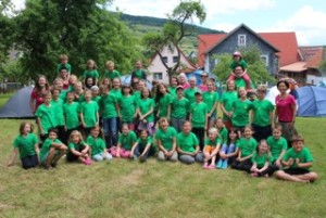 Kindercamp Helmershausen 2016